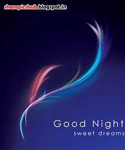 Good Night Sweet Dreams Greeting Card Photo | Nice Good ...