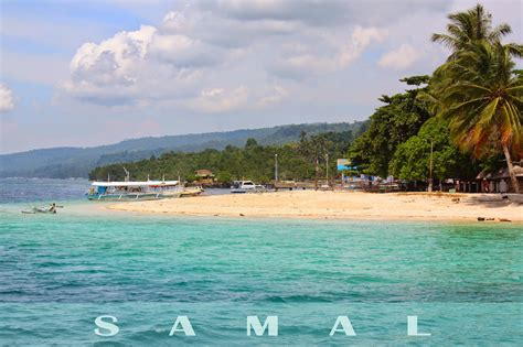 13 gorgeous samal beaches and resorts escape manila