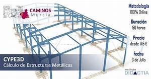 CYPE3D Cálculo de Estructuras Metálicas