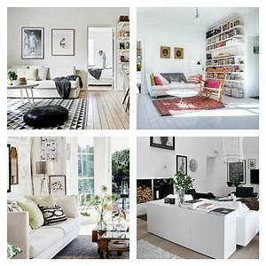 Idees Deco Salon : 50 id es pour un salon d co scandinave ~ Melissatoandfro.com Idées de Décoration