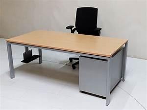 Schreibtisch 90 Cm : wini schreibtisch 180 x 90 cm in buche inkl rollcontainer ebay ~ Whattoseeinmadrid.com Haus und Dekorationen