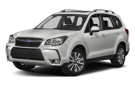 Subaru Forester 2018  View Specs, Prices, Photos & More