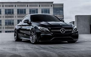 Mercedes C63s Amg : download wallpapers mercedes amg c63s coupe 4k sports ~ Melissatoandfro.com Idées de Décoration