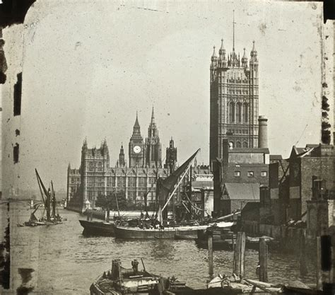 vintage everyday: The Thames Of Old London, c. 1910's - 20's