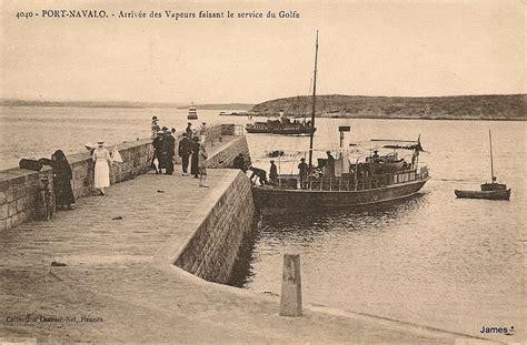 port navalo 56 morbihan cartes postales anciennes
