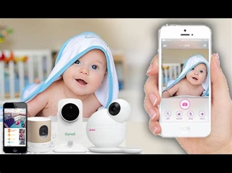 best wifi baby monitor reviews top wireless baby monitor for iphone android youtube