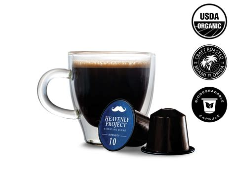 Like all of our coffee products, the organic nespresso pods are made with 100% recyclable materials. 100% USDA Certified Organic Coffee - Nespresso Compatible ...