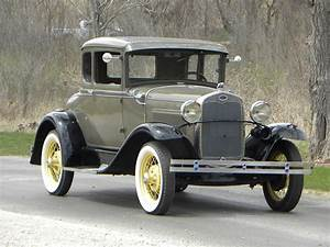1931 Ford Model A Coupe For Sale  87914