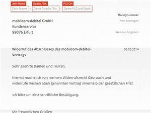 Mobilcom Debitel Rechnung Online Einsehen : mobilcom debitel widerruf vorlage download chip ~ Themetempest.com Abrechnung