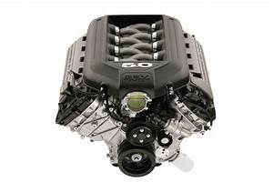 Ford 5 0l Ti-vct Engine