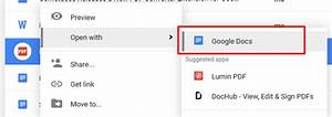 how to edit pdf in google drive With open documents in google docs