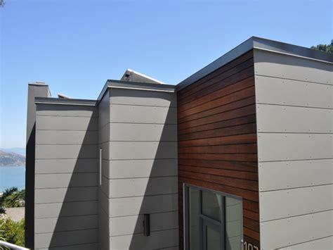 modern home siding types of exterior siding modern