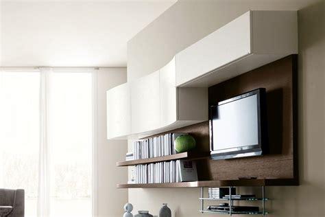 mensole porta tv parete attrezzata moderna per tv 529 dettaglio pannello