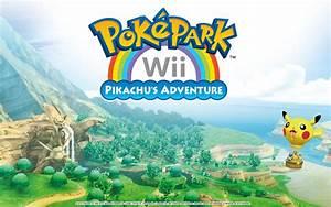 PokPark Wii Pikachus Adventure Coming To The Wii U