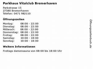 Tedox Bremerhaven öffnungszeiten : ffnungszeiten parkhaus vitalclub bremerhaven ~ Watch28wear.com Haus und Dekorationen