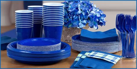 And Blue Birthday Decorations - royal blue tableware royal blue supplies city