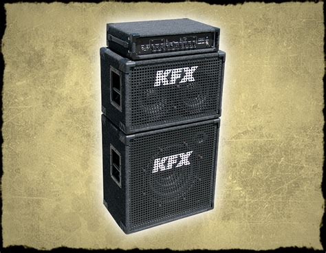Custom Bass Guitar Speaker Cabinets by Kfx Lification Bass Cabinets