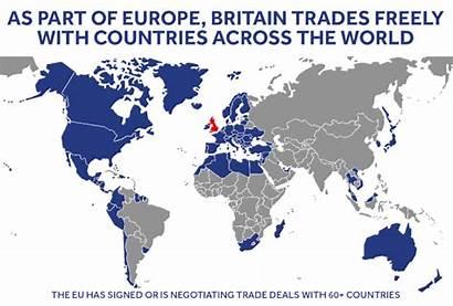Trade Eu Deals Map Europe Countries Maps