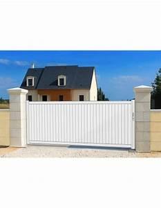 Portail Sur Mesure : portail sur mesure aluminium tableau isolant thermique ~ Melissatoandfro.com Idées de Décoration