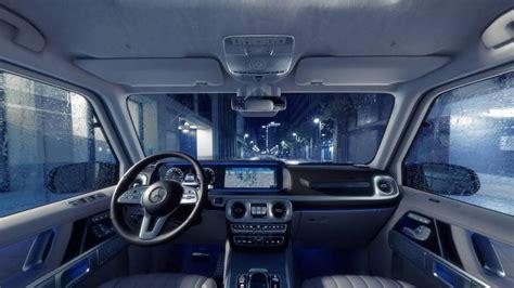 mercedes benz  class interior motorcom