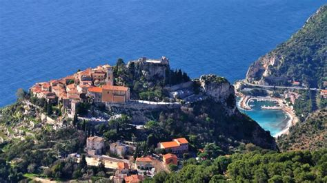 eze cote d azur france photography hd by a liepa youtube