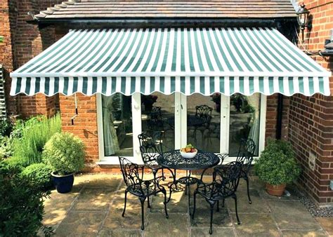 Awning Ideas Adjustable Fabric Exterior For Decks