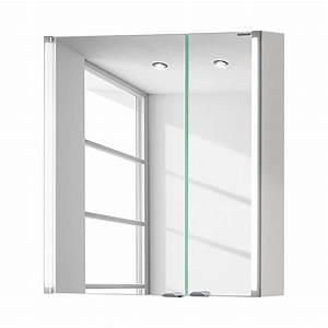Spiegelschrank 60 Cm Led : spiegelschr nke 60 cm preisvergleich die besten angebote online kaufen ~ Bigdaddyawards.com Haus und Dekorationen