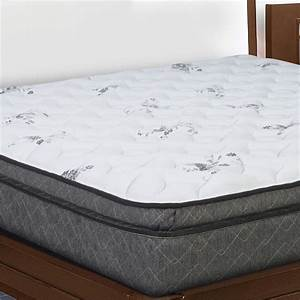 pillow top queen size mattress in white ole3 1050 With best queen size pillows