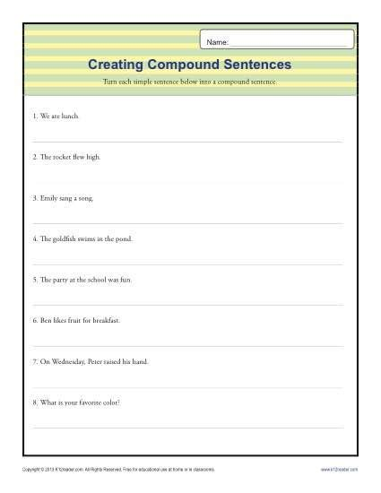 16 best sentence structure images on sentence