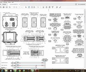 Cummins Isx15 Cm2250 4022234-04 Wiring Diagram