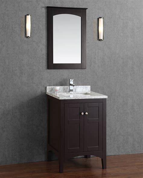solid wood bathroom vanity buy martin 24 inch solid wood single bathroom vanity in