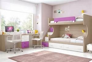 Bureau Ado Fille : bureau fille ado bien modele de chambre de fille ado ~ Melissatoandfro.com Idées de Décoration