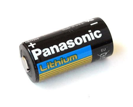 Best Rechargeable Cr123a Lithium Batteries by Panasonic Cr123a Lithium Battery Cr123a Panasonic