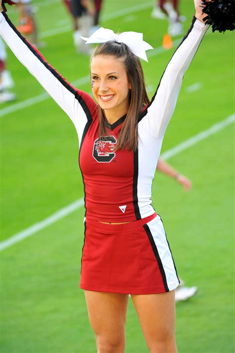NFL And College Cheerleaders Photos Ranking The