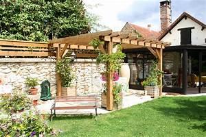 fabriquer son kiosque de jardin idees decoration With comment monter une tonnelle de jardin 4 kiosque de jardin bois