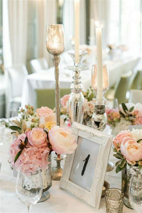wedding table decorations diy comment d 233 corer le centre de table mariage 1178