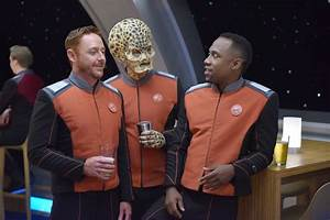 What Do The Orville U0026 39 S Uniform Colours Indicate