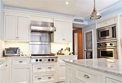 How To Make A Small New York City Kitchen Look Bigger New Front Door Installation Garage Fronts 15 Light French Side By Or Refrigerator Whirlpool 25 Cu Ft Stainless Steel Oak Doors Internal Pivoting Best Price On Refrigerators