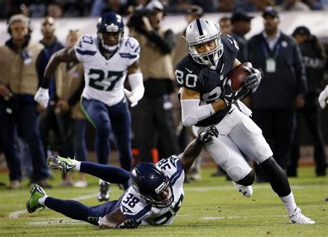 complete coverage seahawks top raiders