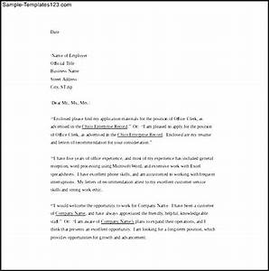 Professional business letter template word flashek Image collections