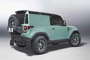 Nouveau Land Rover Defender : new land rover defender family warms up pictures auto express ~ Medecine-chirurgie-esthetiques.com Avis de Voitures