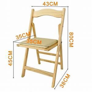 Sobuy fst06 n chaise pliante avec assise rembourree for Deco cuisine avec chaise de salon en bois