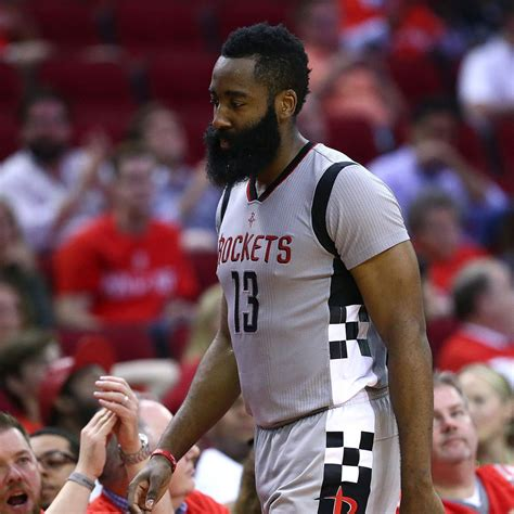 James Harden Takes Responsibility for Loss to Spurs, Says ...