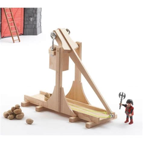 loads  fun trebuchet woodworking plan  wood