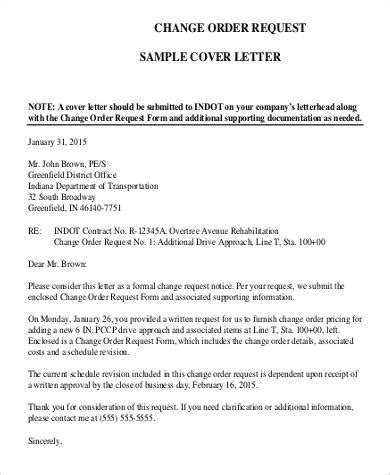 request letters format