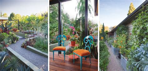 This Dramatic, Colorful, And Playful Portland Garden Has