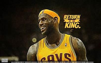 Lebron James Wallpapers Cleveland King Return Pixelstalk