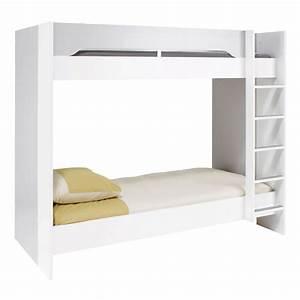 Lit Superposé Rabattable : lits superposes angle maison design ~ Preciouscoupons.com Idées de Décoration