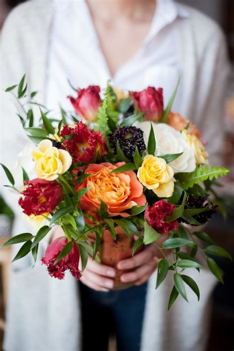 flower design   host  flower arranging party la crema