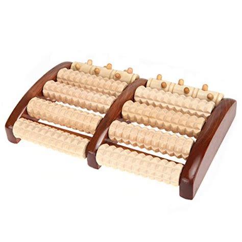 under desk foot massager from usa sekmet large dual wooden foot massager plantar